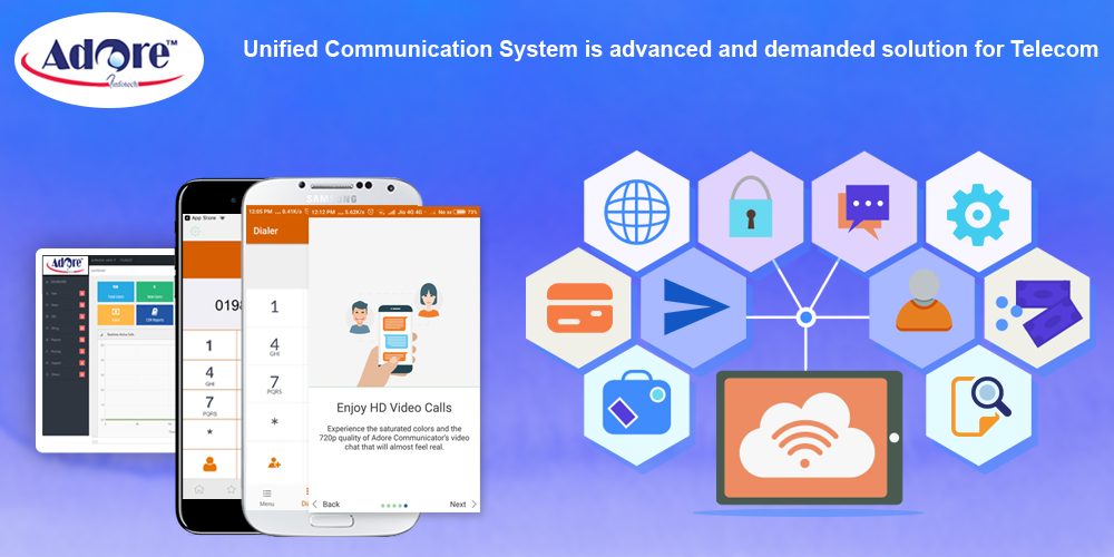 Unified Communication System is advanced and demanded solution for Telecom