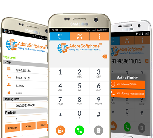 Android Hybrid Dialer